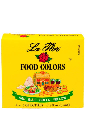 Food Coloring Kits - Specialty