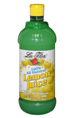Lemon Juice - Specialty