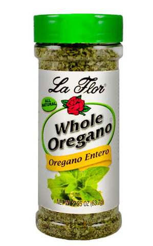 Oregano Whole - Large
