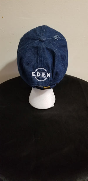 Dad Hats- Dark Denim (CTY)