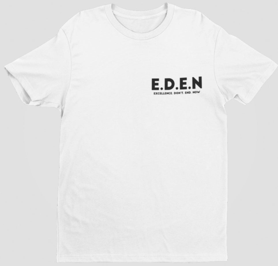 E.D.E.N Double Logo T-shirt