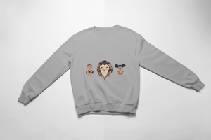 Be Courageous Sweatshirt- Kids