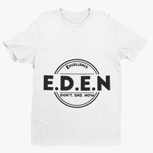 Eden Logo  Short-Sleeve T-Shirt