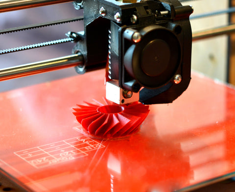 3D Printing in action image