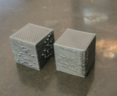The Most Common 3D Printing Problems with Solutions - Over Extrusion