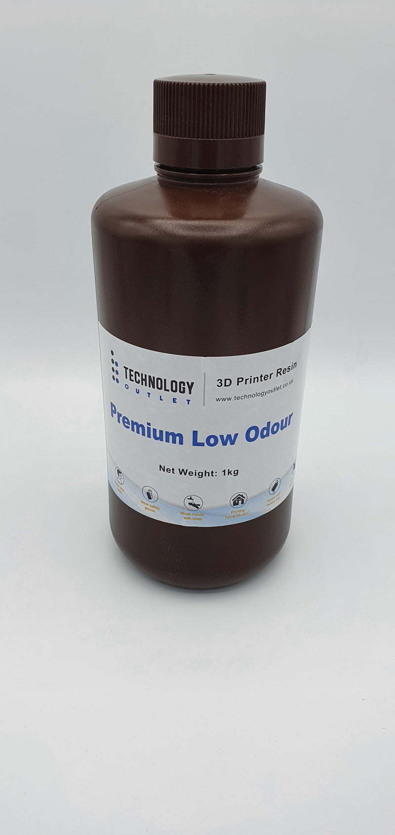 Technology Outlet Premium LOW ODOUR 3D Printer Resin
