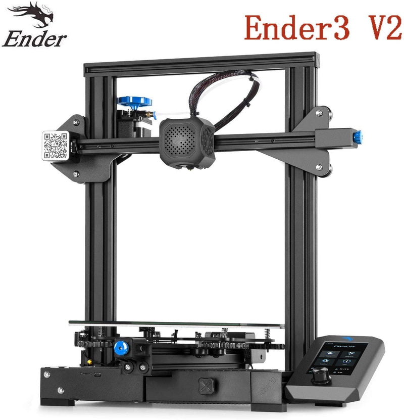 Refurbished - Creality3D Ender3 V2 3D Printer