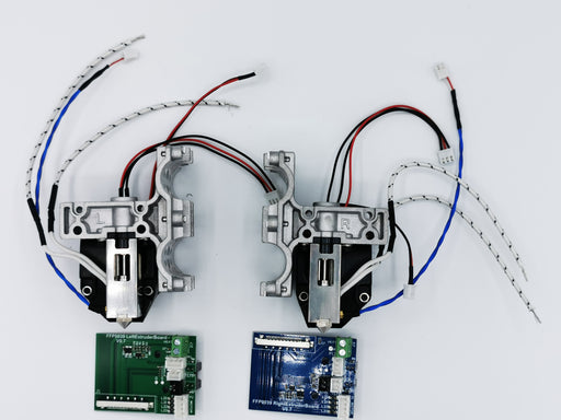 Flashforge Creator3 - Extruder and Levelling Sensor Assembly Set