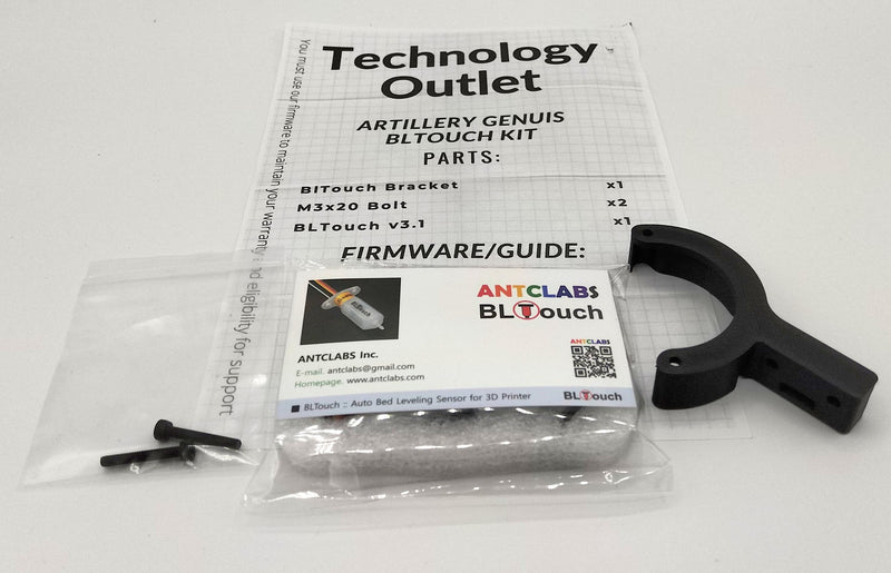 Technology Outlet Official Antclabs BLTouch Auto Bed levelling  kit