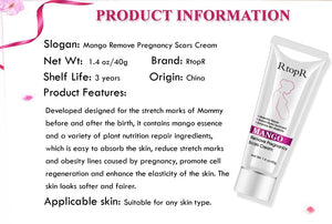 Stretch Marks Scars & Acne removal Mango Cream