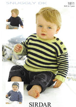 Load image into Gallery viewer, Baby patterns - boys