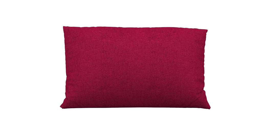 Linen Blends Cranberry