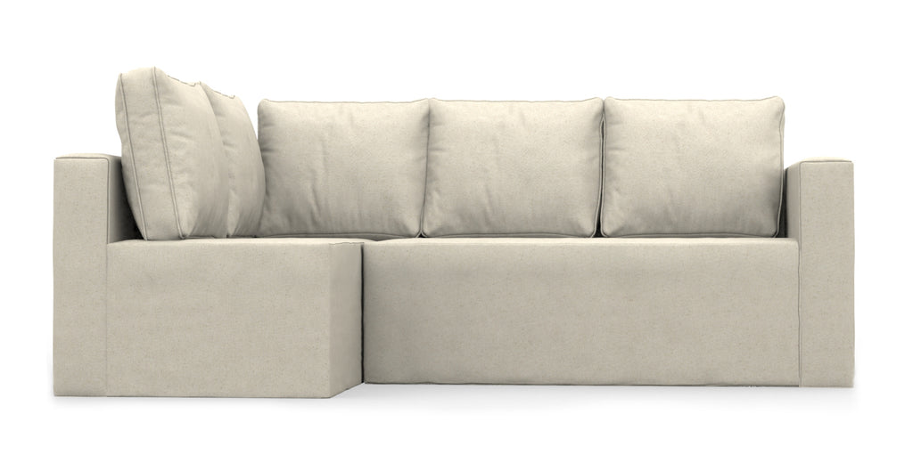FÅGELBO IKEA Corner Sofa Bed Left Cover