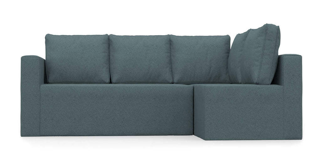 FÅGELBO IKEA Corner Sofa Bed Right Cover