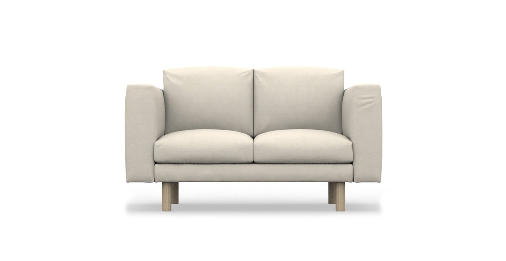 IKEA Pair of New Norsborg Covers ONLY for Armrest sofa Beige Colour
