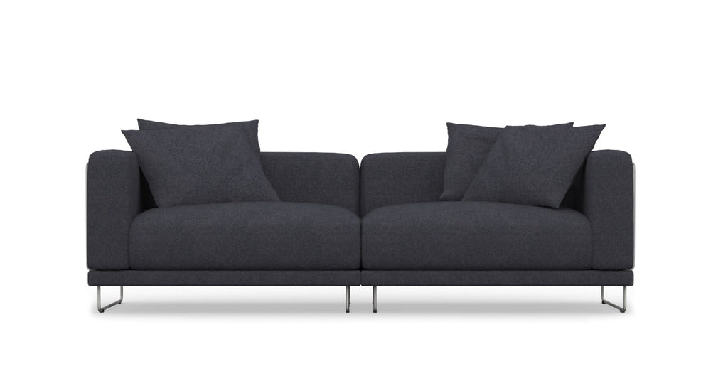 TYLÖSAND 3 Seat IKEA Sofa Cover (240 cm) - Cashmere Blends Anthracite