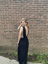 Load image into Gallery viewer, BLACK TIE AFFAIR DRESS
