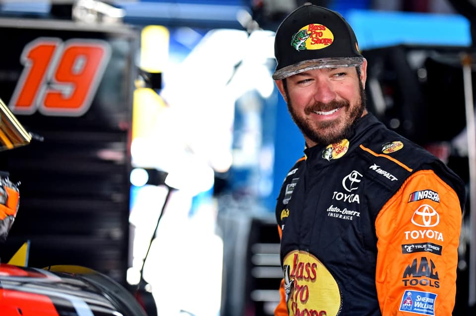 Truex looking to follow first short-track win with first at a superspeedway