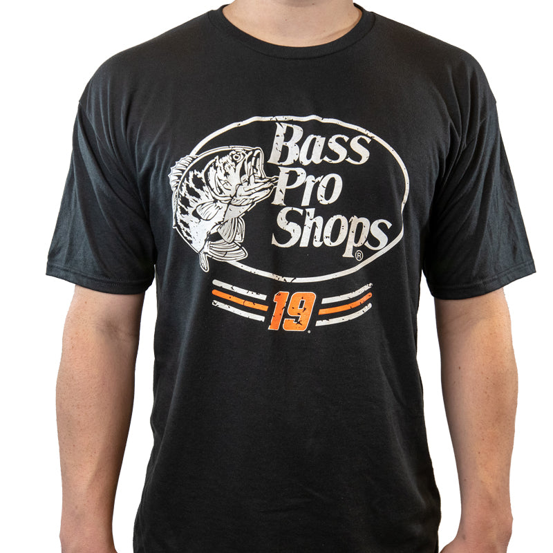 #19 Bass Pro Shops Sponsor Tee (3XL left)