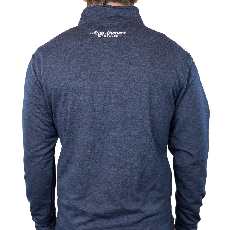 #19 Auto-Owners Insurance 1/4 Zip Pullover (M, L)