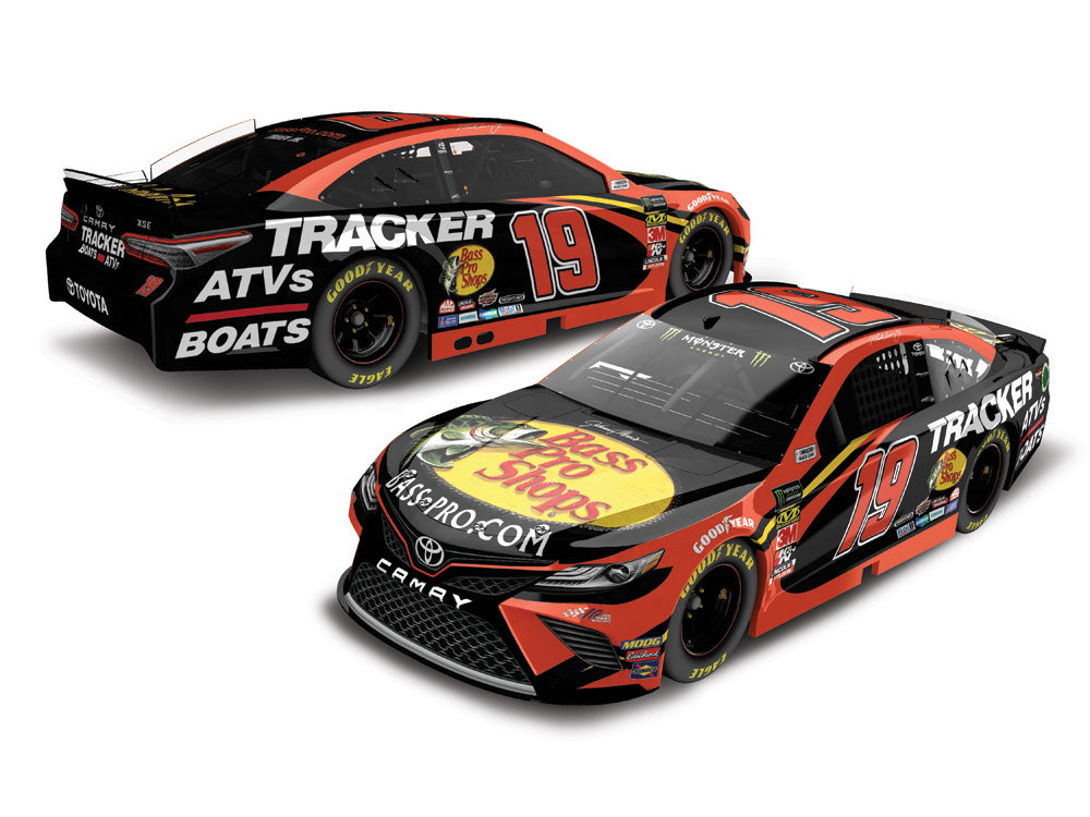 2019 Autographed Bass Pro Shops 1:24 Scale Diecast (in stock now)