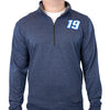 #19 Auto-Owners Insurance 1/4 Zip Pullover - martin-truex-jr-retail-store