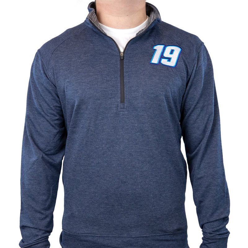 #19 Auto-Owners Insurance 1/4 Zip Pullover (M, L & XL)