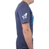 #19 Martin Truex Jr. Auto-Owners Insurance Men's Navy Tee - martin-truex-jr-retail-store