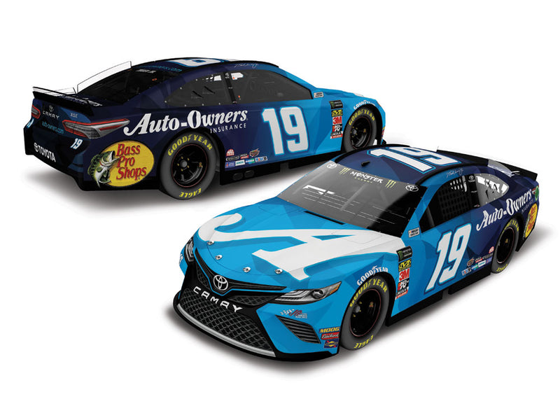 *PRE-ORDER* 2019 Autographed Auto-Owners Insurance 1:24 Scale Diecast