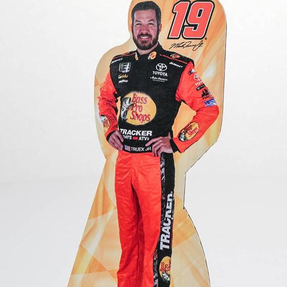 Martin Truex Jr. Mini Stand-Up