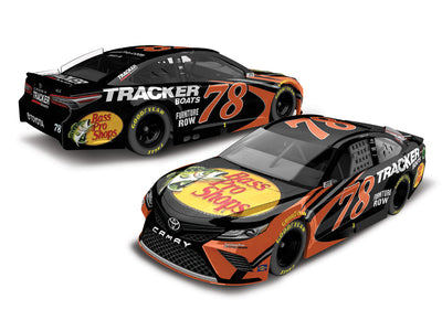 #78 2018 Bass Pro Shops 1:64 Scale Die-cast