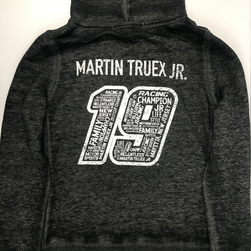 Martin Truex Jr. Ladies Cowl Neck Sweatshirt