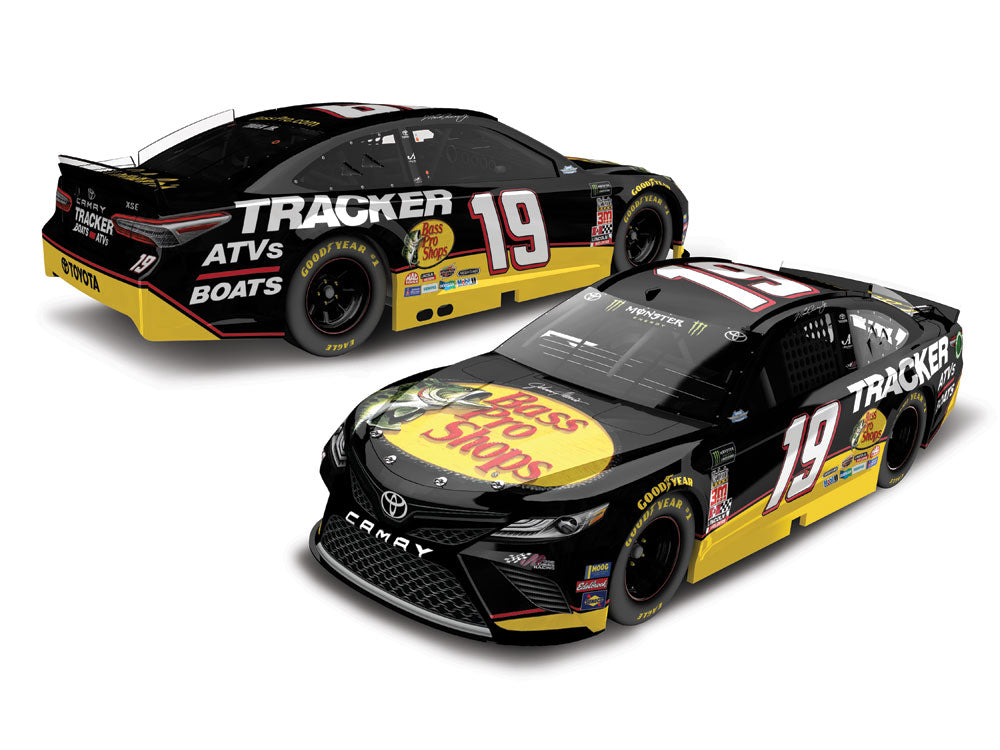 "*PRE-ORDER* 2019 Autographed Darlington ""Throwback"" 1:24 Scale Diecast"