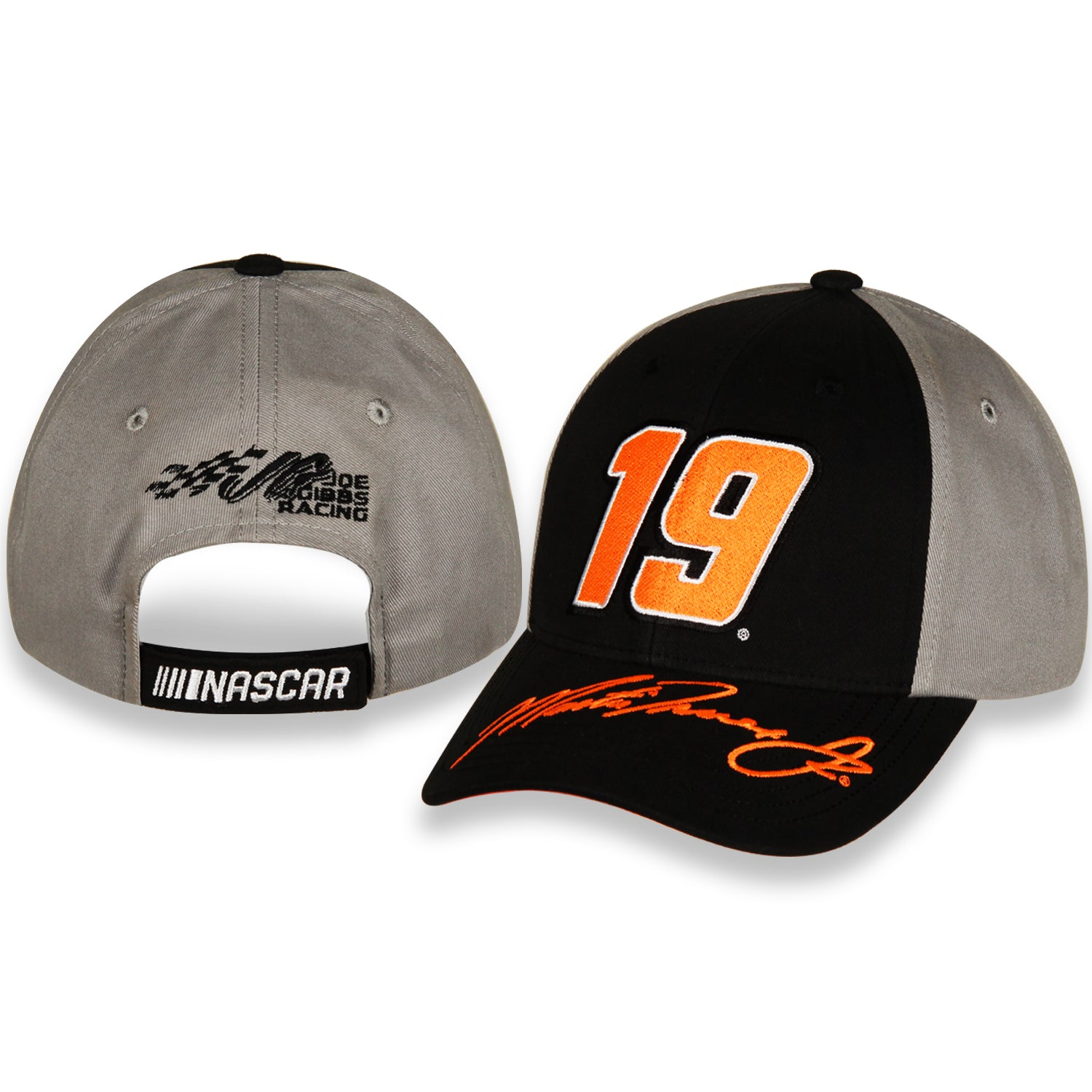 #19 Martin Truex Jr. BPS Stitched Autographed Youth Hat