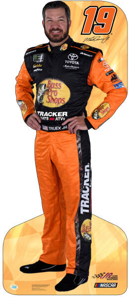 Martin Truex Jr. Mini Stand-Up - martin-truex-jr-retail-store