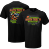 Men's Martin Truex Jr Black Bass Pro Shops 2019 Monster Energy NASCAR Cup Series Playoffs T-Shirt - martin-truex-jr-retail-store