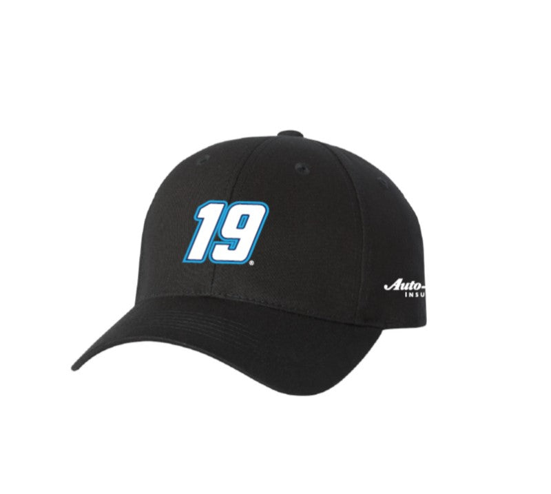 *Autographed* #19 Martin Truex Jr. Auto-Owners Insurance Youth Hat - martin-truex-jr-retail-store