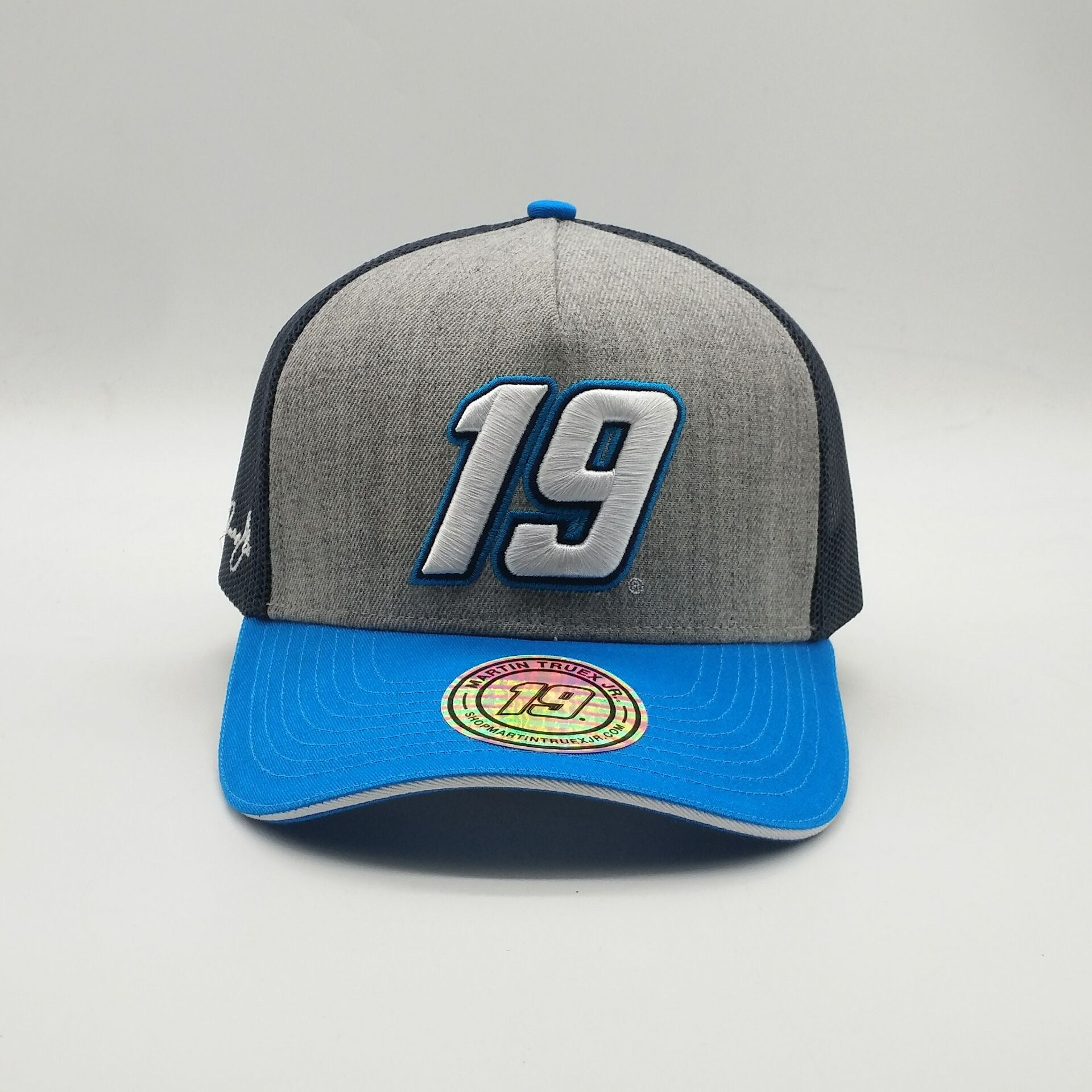 *PRE-ORDER* 2020 #19 Martin Truex Jr. Auto-Owners Insurance Trucker Hat