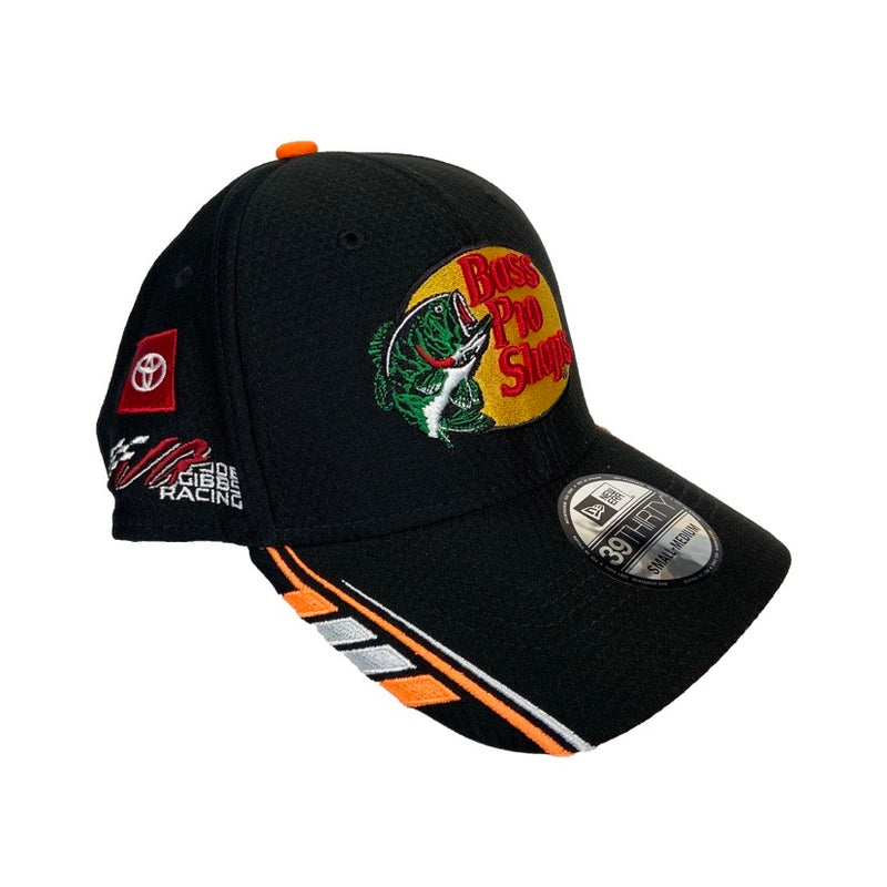 2020 #19 Martin Truex Jr. New Era Bass Pro Shops Sponsor Hat (Fitted)
