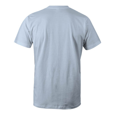 "Martin Truex Jr. ""3D Block"" Light Blue Tee - Martin Truex Jr. Retail Store"