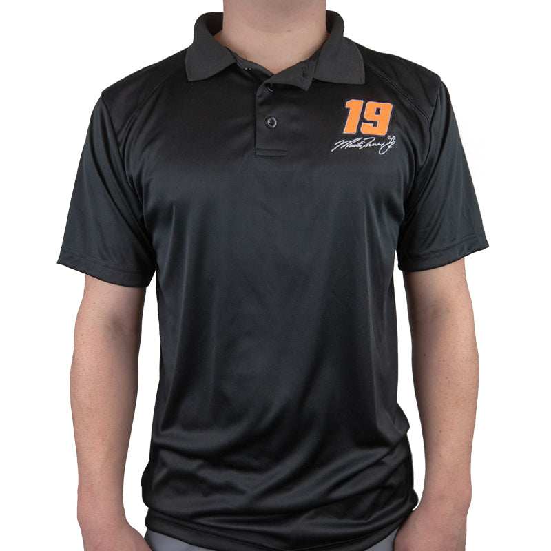 #19 Men's Polo - martin-truex-jr-retail-store