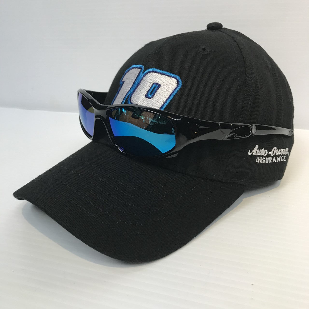 #19 Martin Truex Jr. 500th Start Youth Hat / Sunglasses Combo