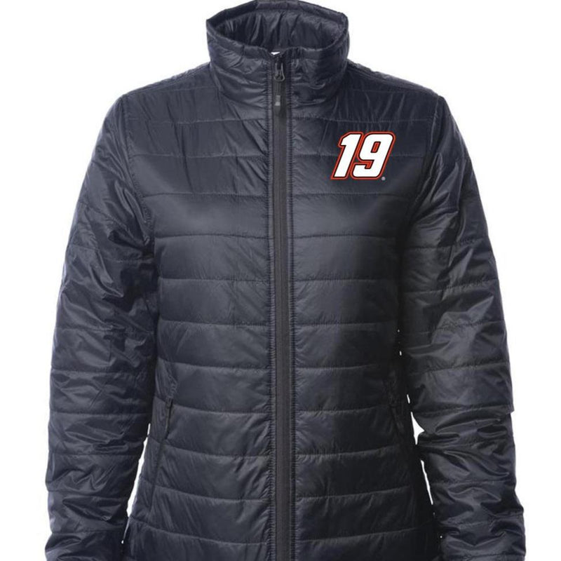 #19 Martin Truex Jr. Women's Packable Jacket