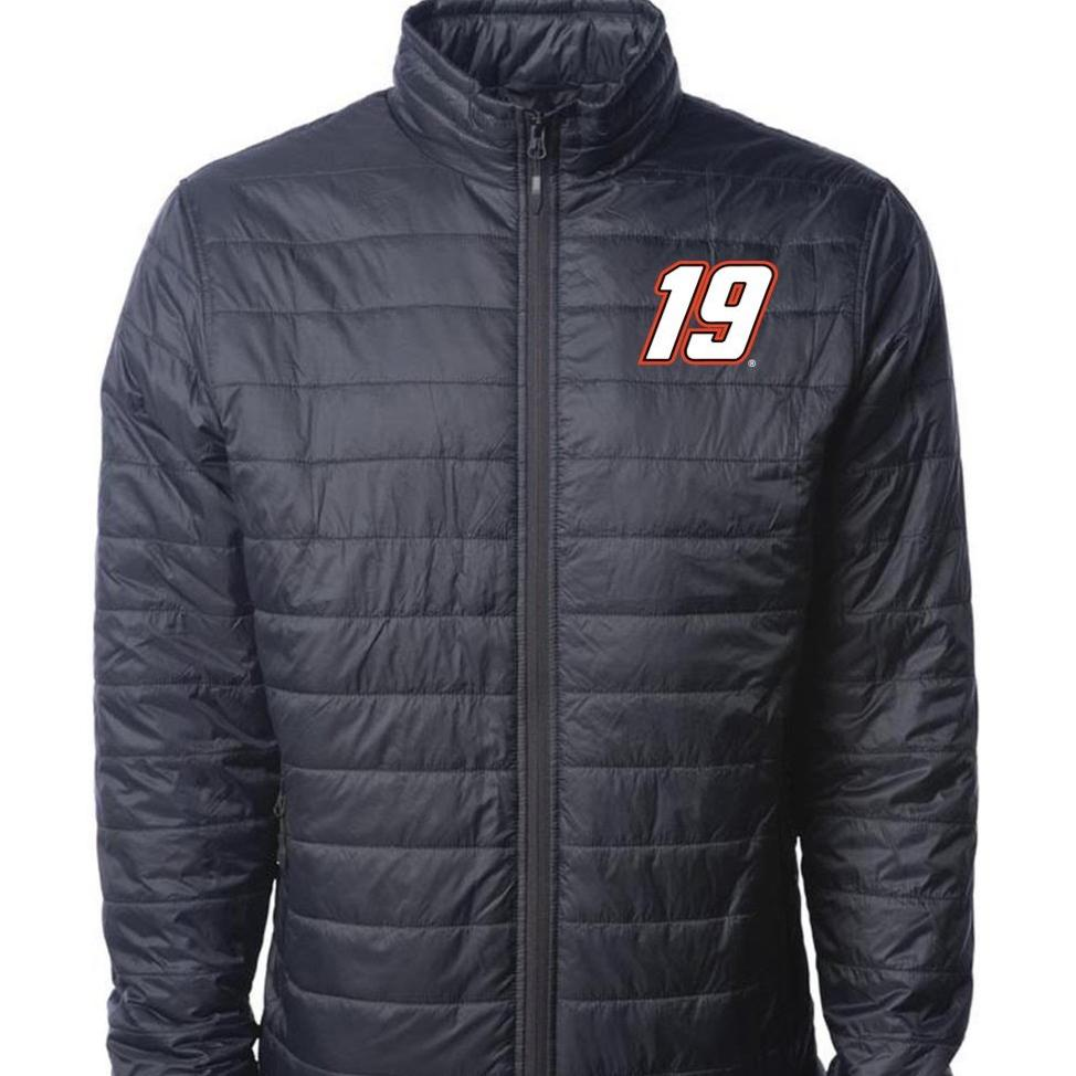 #19 Martin Truex Jr. Men's Packable Jacket