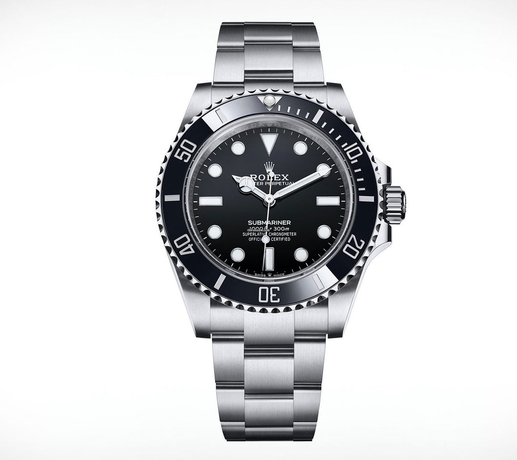 NEW *41 MM* Rolex Submariner NO DATE Ceramic 124060 TITAN Series Protection Kit