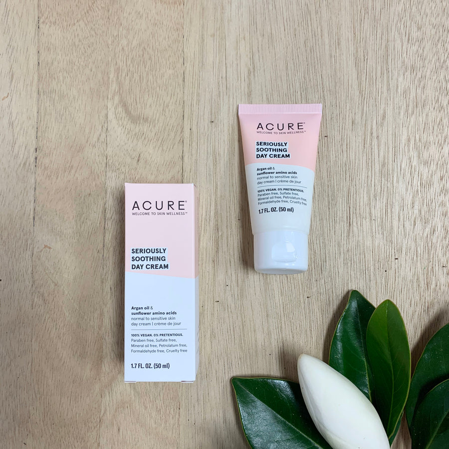 Acure Seriously Soothing Day Cream - Luxury Female Gifts