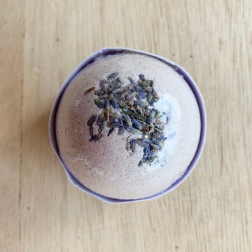 Lavender Bath Bombs - Gift Delivery Adelaide
