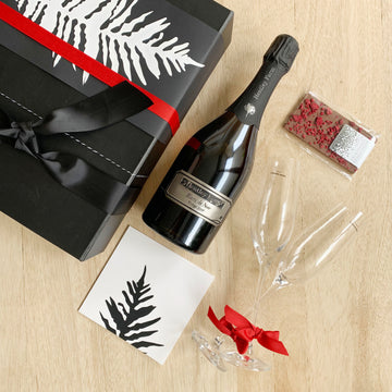 Celebration Champagne Adelaide Gift Basket with Chocolate - Gift Delivery Adelaide