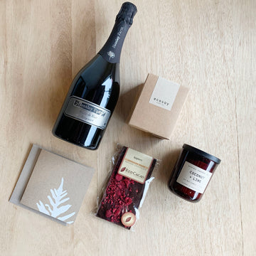 Champagne and Chocolate Gift Box - Adelaide Delivery