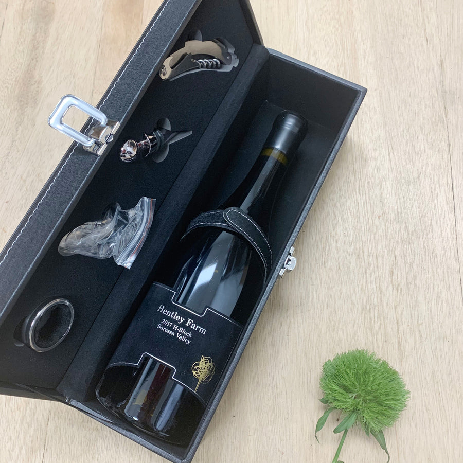 Hentley Farm HBlock Red Wine Gift Delivery Adelaide - Sleek and Unique Gifts